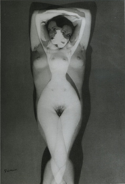 Man Ray - Yesterday, Today, Tomorrow (1924)