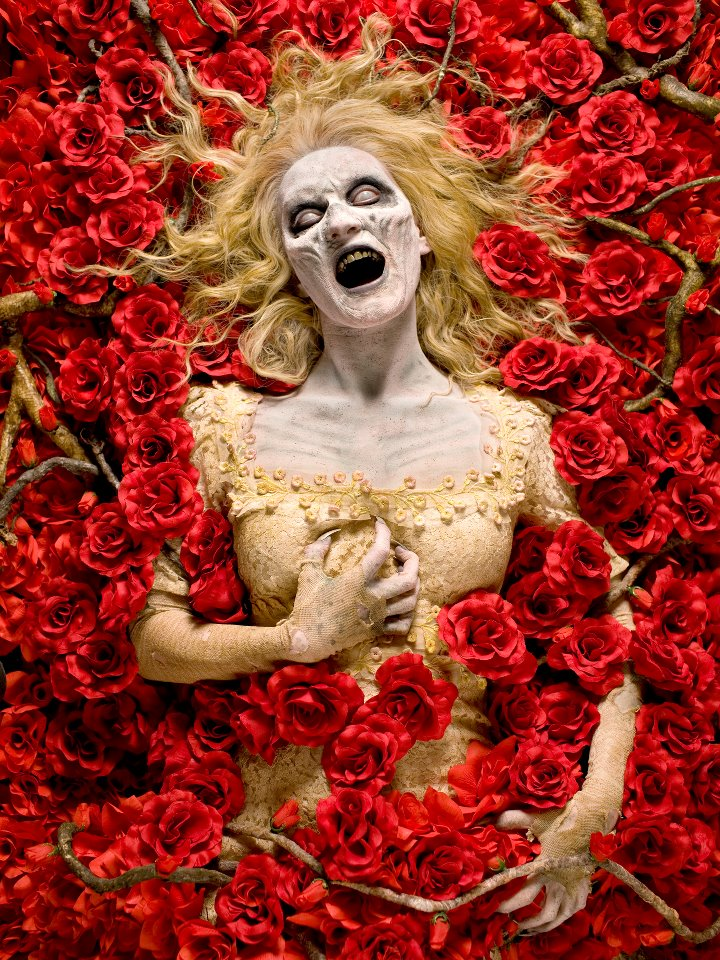 """Persephone"" - Image copyright Joshua Hoffine, 2003."