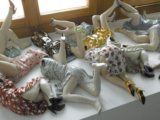 Liu Jianhua - ceramic