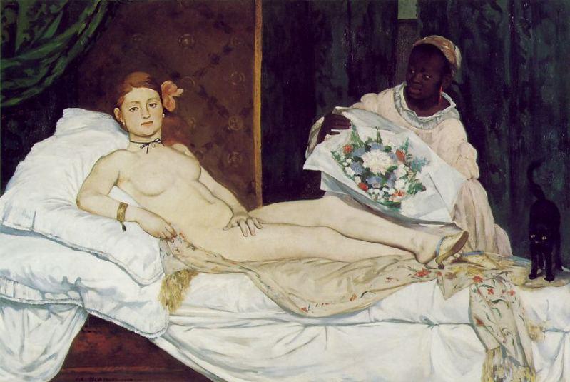 "Édouard Manet - ""Olympia"" (1863)"