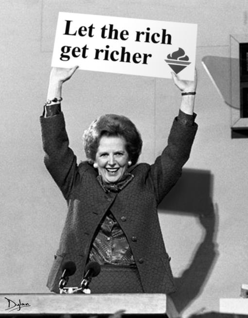 Thatcher sign