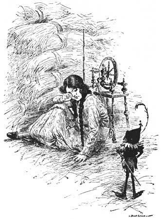 Rumpelstiltskin Illustration: John Gruelle