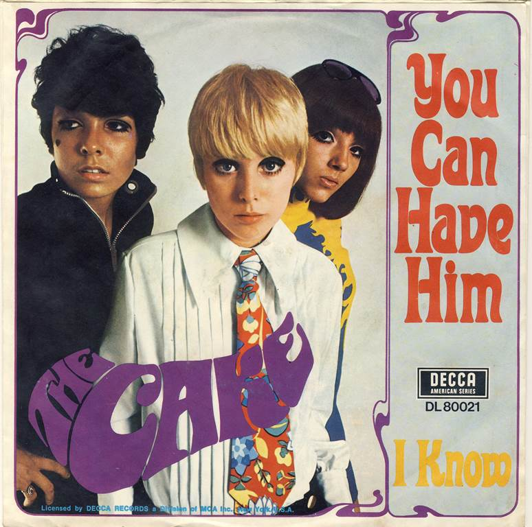 You Can Have Him: The Cake – You Can Have Him (1967)