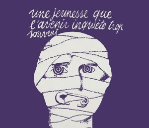 Anonymous Situationist Poster from 1968 Student Strike in Paris