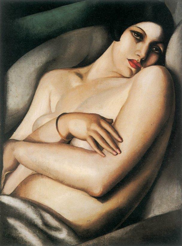 Tamara de Lapicka (1927)