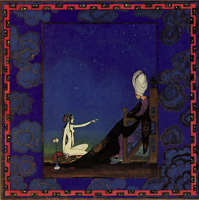 kay nielsen_arabian_nights
