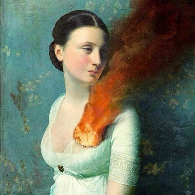 Portrait of a Heart - Christian Schloe