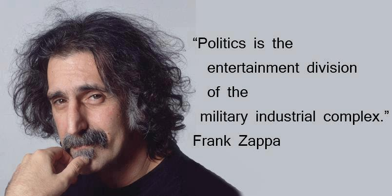 politics by frank zappa