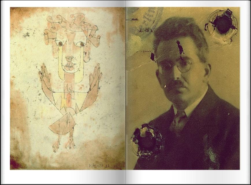 Angelus Novus (Klee)/Walter Benjamin