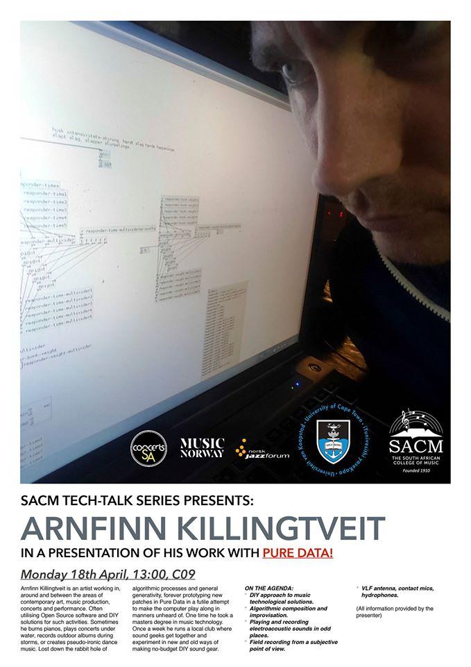 arnfinn workshop sacm