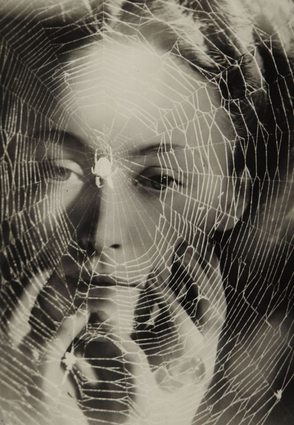 Dora Maar and Man Ray - 1936, The Years Lie in Wait for You - Spider - Nusch Eluard
