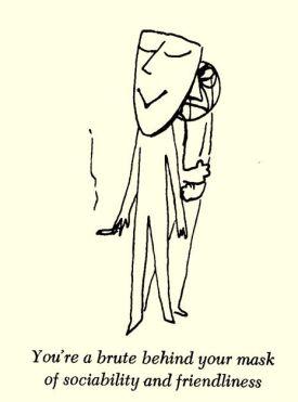 """From Wilhelm Reich's """"Listen, Little Man"""" (1945)"""